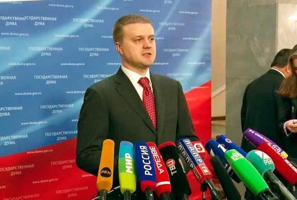 Алексей Диденко. Фото: ldpr.ru
