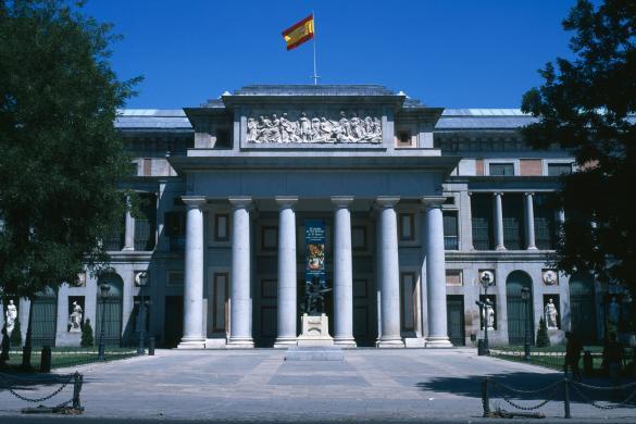 Национальный музей Прадо (Испания). Фото: GLOBAL LOOK press/hutchison