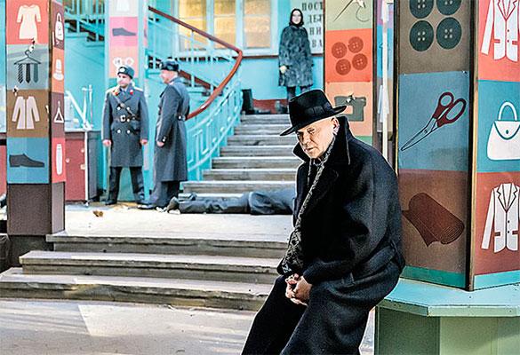 """Андрей Смоляков. Кадр из сериала """"Шакал"""""""