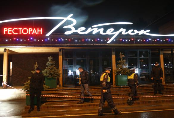 В Российской Федерации названа основная версия— Убийство Жилина