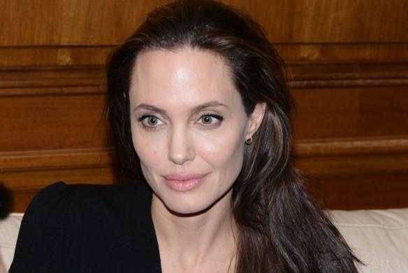 Анджелина Джоли. Фото: GLOBAL LOOK press
