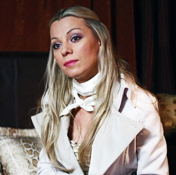 Ирина Салтыкова. Фото: GLOBAL LOOK press