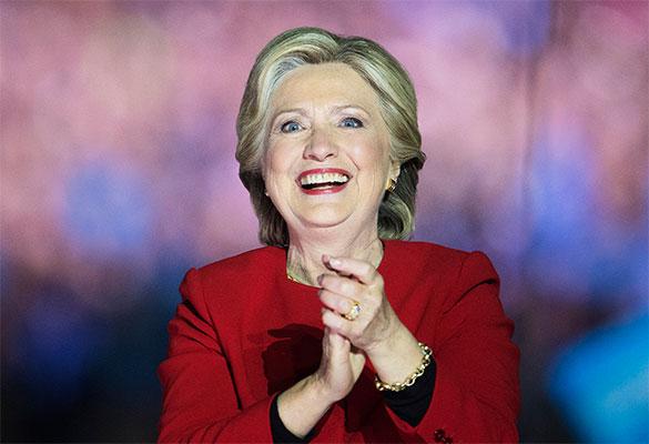 Выборы вСША: ученые назвали вероятность победы Клинтон