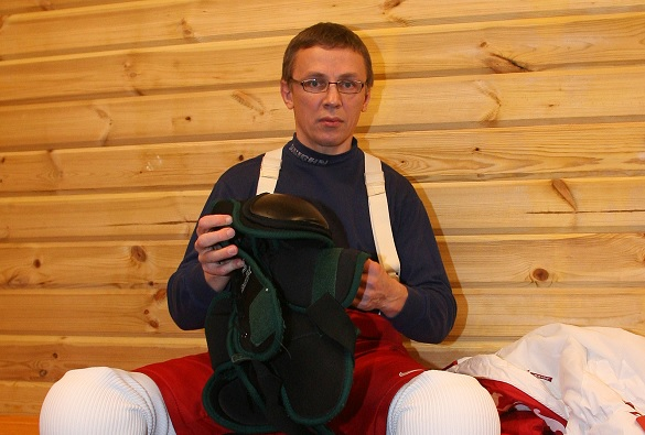 Игорь Ларионов. Фото: GLOBAL LOOK press/Alexander Wilf