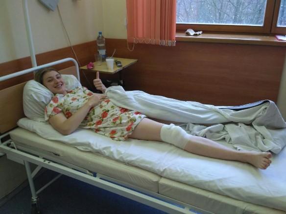 Победительница телешоу «Пацанки» оказалась в клинике