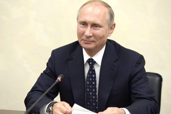 Владимир Путин. Фото: GLOBAL LOOK press/Aleksey Nikolskyi
