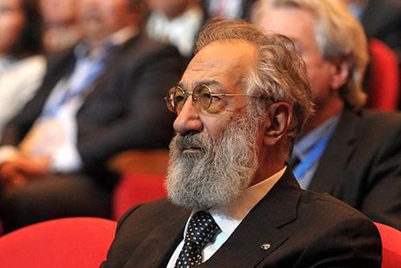 Артур Чилингаров. Фото: kremlin.ru