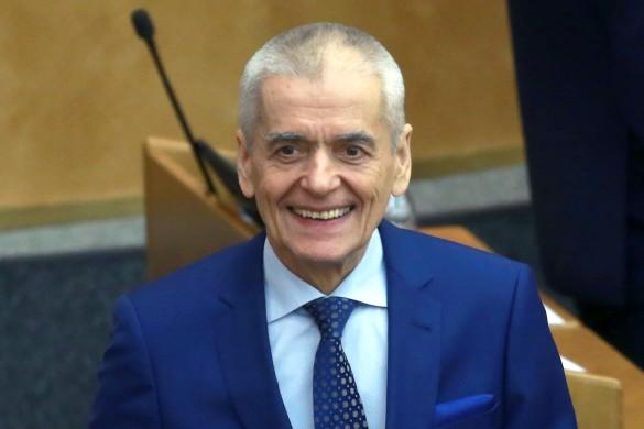Геннадий Онищенко. Фото: Сергей Фадеичев/ТАСС