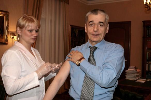 Геннадий Онищенко. Фото: GLOBAL LOOK press/Pravda Komsomolskaya