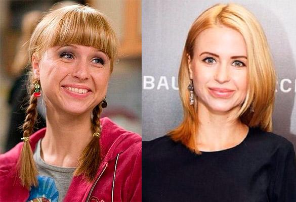 Актриса из папиных дочек футболистка новый человек паук 2 гарри осборн актер новый человек паук