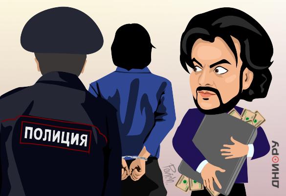 Дети Филиппа Киркорова стали участниками его конфликта сДидье Маруани