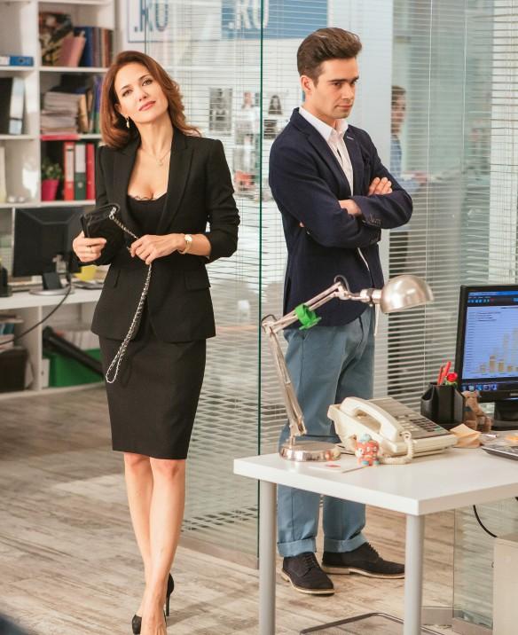Екатерина Климова и Петр Федоров. Фото: пресс-служба телеканала СТС