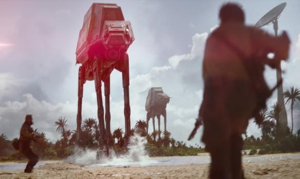 Фильм «Изгой-один: Звездные войны» лидирует покассовым сборам за минувшие выходные