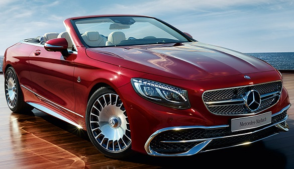 Upcoming Mercedes Benz Cars In India