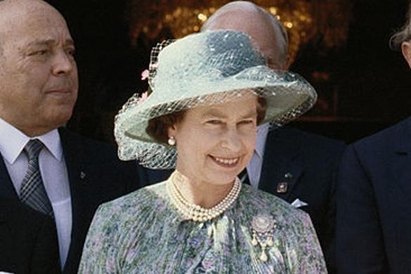 Елизавета II. Фото: wikipedia.org