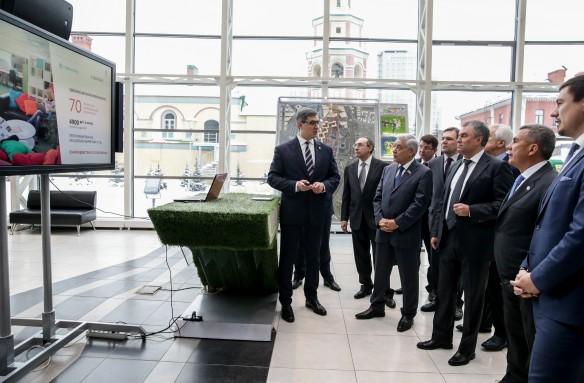 Володин предложил ввести систему мониторинга работы региональных приемных депутатов