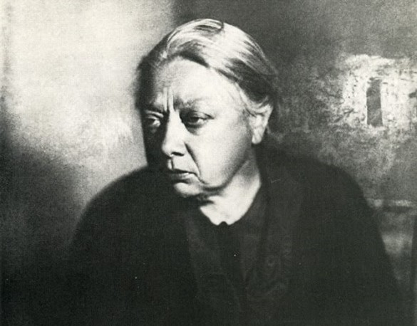 Надежда Крупская. Фото: wikimedia.org