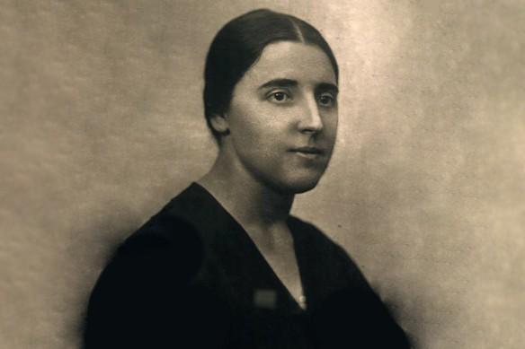 Надежда Аллилуева. Фото: wikipedia.org