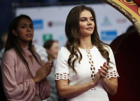 Алина Кабаева. Фото: Сергей Савостьянов/ТАСС