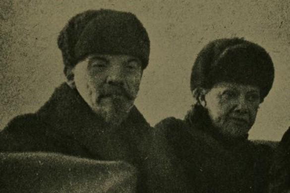 Владимир Ленин и Надежда Крупская. Фото: wikipedia.org