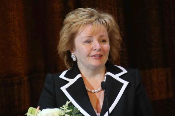 Людмила Путина. Фото: GLOBAL LOOK press/Pravda Komsomolskaya