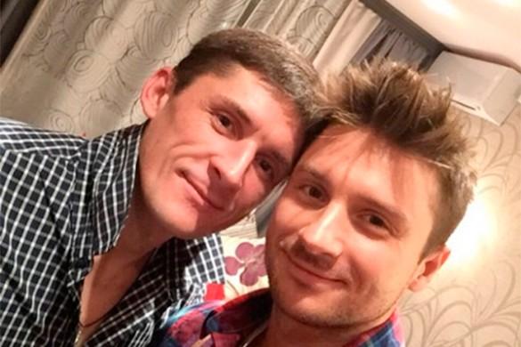 Павел и Сергей Лазарев. Фото: vk.com