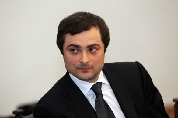 Владислав Сурков. Фото: GLOBAL LOOK press