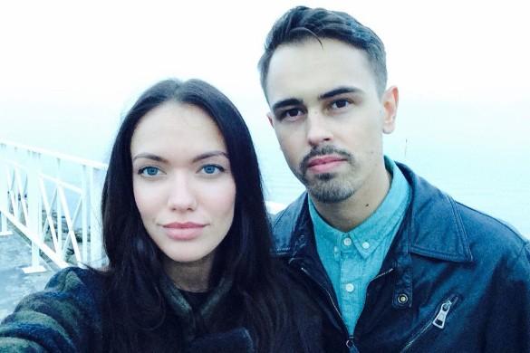 Илья Разин с девушкой. Фото: vk.com