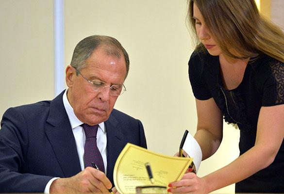 Сергей Лавров. Фото: kremlin.ru