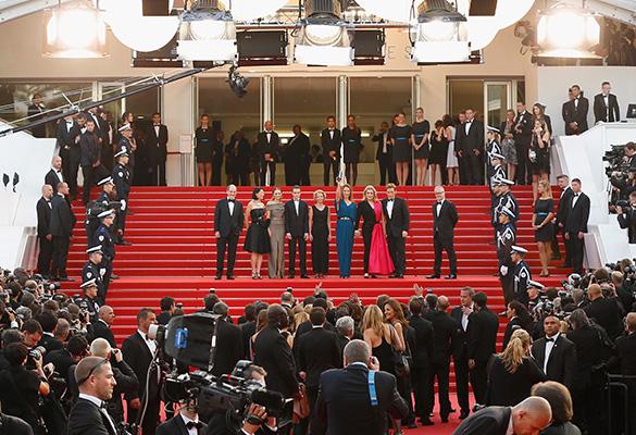 Стать ведущей Каннского кинофестиваля пригласили Монику Белуччи