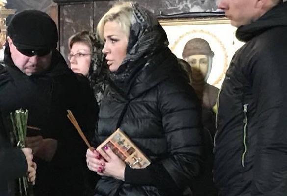 "Мария Максакова. Фото: Телеканал ""ТСН"""
