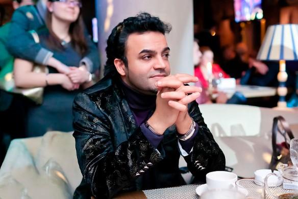 Мехди Эбрагими Вафа. Фото: пресс-служба