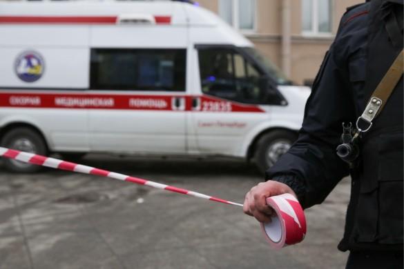 Мощность взрыва впетербургском метро была небольшой