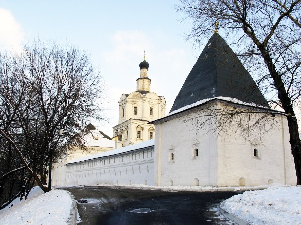 Спасо-Андроников монастырь. Фото: wikipedia.org Lodo27