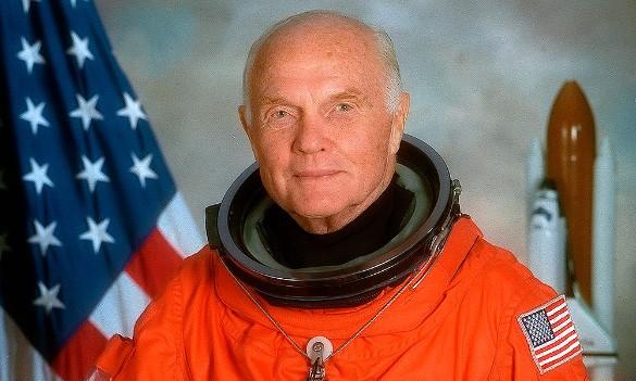 Джон Гленн. Фото: NASA