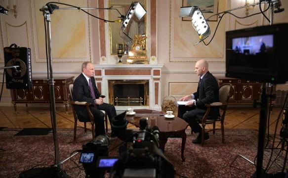 Владимир Путин и Радик Батыршин. Фото: kremlin.ru