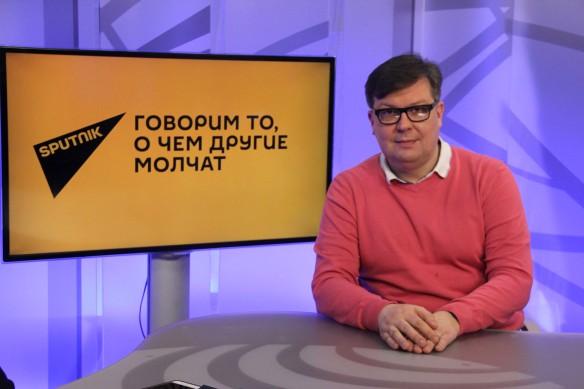 Алексей Мартынов. Фото: facebook.com/aleksey.martynov