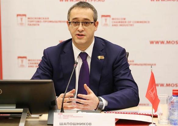 Алексей Шапошников. Фото: wikipedia.org