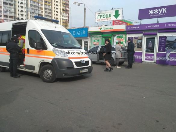 ДТП сСавченко вКиеве: появились детали инцидента