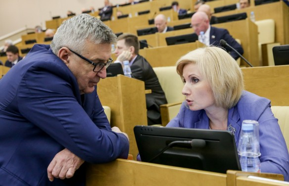 Ольга Баталина. Фото: Анна Исакова/Фотослужба Госдумы