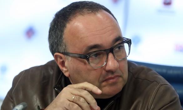 Александр Роднянский. Фото: Станислав Красильников/ТАСС