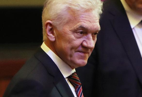 Геннадий Тимченко. Фото: Вячеслав Прокофьев/ТАСС