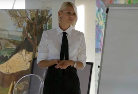 Екатерина Тулупова. Фото: youtube.com