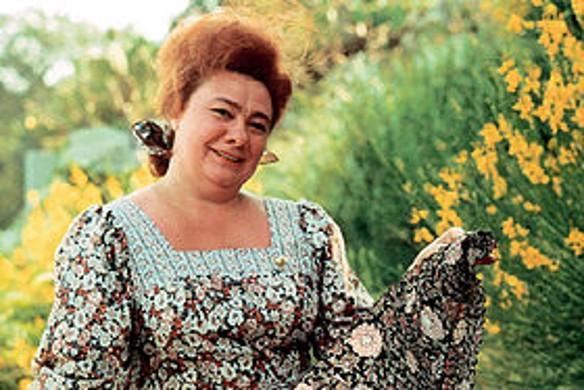 Галина Брежнева. Фото: wikipedia.org