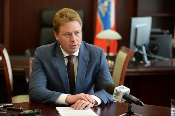 Дмитрий Овсянников. Фото: sevastopol.gov.ru