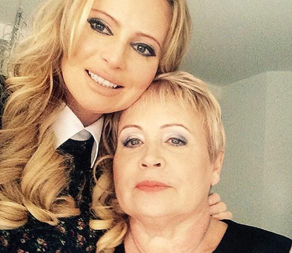 Дана Борисова с мамой. Фото: соцсети