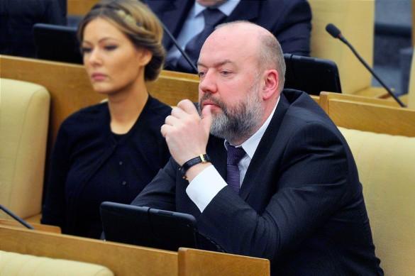 Павел Крашенинников. Фото: GLOBAL LOOK press