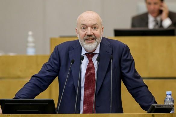 Павел Крашенинников. Фото: Марат Абулхатин/ТАСС