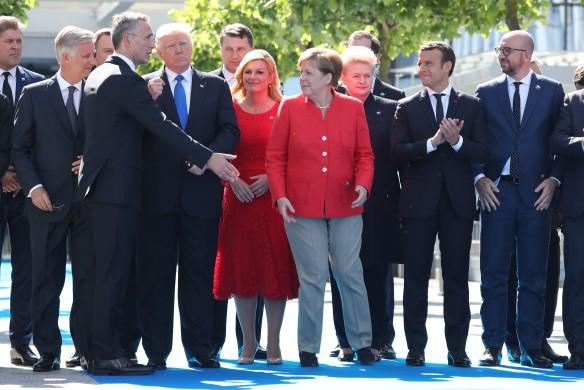 НАТО решила вступить вкоалицию поборьбе сИГ