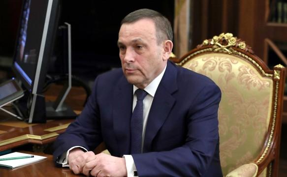 Александр Евстифеев. Фото: GLOBAL LOOK press/Kremlin Pool